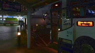 夜と朝の間に~南海バス乗車記2...
